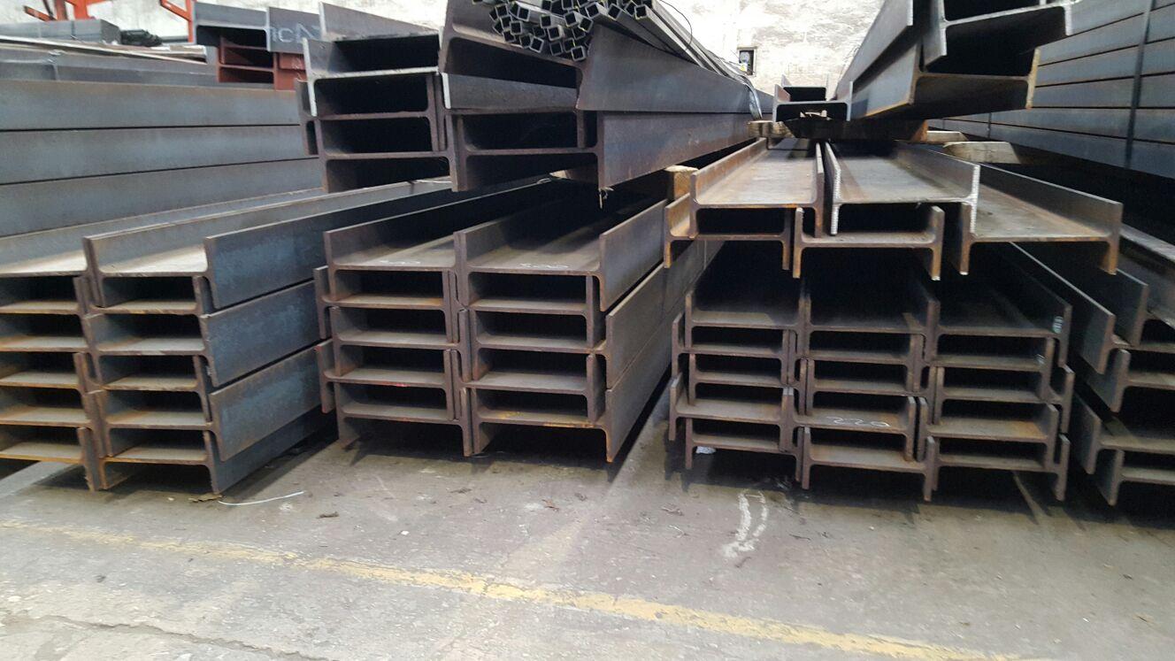 Perfiles estructurales de hierro hierros barakaldo - Chapas de hierro ...