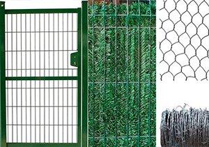 Puertas de hierro